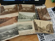 More details for 18 old postcards of peebleshire as one lot  ...  see images