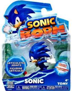 Sonic The Hedgehog Sonic Boom Sonic Action Figure #22001 [Mouth Closed]
