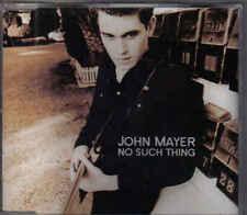 John Mayer-No Such Thing Promo cd single