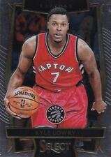 2016-17 PANINI SELECT Basketball cartes à collectionner #5 KYLE LOWRY