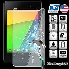 Tempered Glass Screen Protector For Google Nexus 7 2nd Gen 2013 Tablet