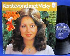LP VICKY LEANDROS - KERSTAVOND MET.. // WEIHNACHTEN CHRISTMAS /  HOLLAND PHILIPS