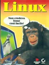 LINUX. CON CD-ROM  WELLS NICHOLAS JACKSON LIBRI 2000