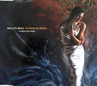 Tears For Fears Maxi CD Woman In Chains - Europe (VG+/VG+)