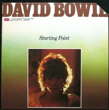 DAVID BOWIE 'Starting Point' NM Never played 1977 1st press Promo LP