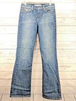Joes Jeans Muse Fit Womens Sz 28 Medium Wash Stretch (z1)