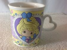 Vintage 1997 Precious Moments Ceramic/porcelain Enesco Corp Coffee Mug Nice