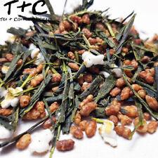 Genmaicha Japanese Original (玄米茶,Brown Rice Tea) Premium Japanese Loose Leaf Tea