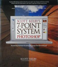 7-Point System for Adobe Photoshop CS3 by Scott Kelby  / Paperback