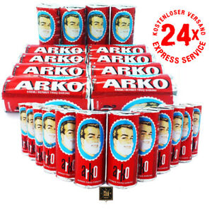 24x Arko Rasierseife je 75gr Sparen Sie Geld bei Kauf von 24St.