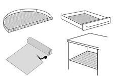 Schlubladennatte Rutschhemmend Antirutschmatte Schubladeneinlage 150 x 50 Kela