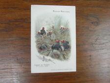 (PC) 1 x CHROMO AIGUEBELLE MISSION MARCHAND FACHODA 1896-1897 trade card