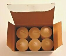 """� New Partylite Box Of 6 Votives """"Mandarin Basil""""Excellent Free Shipping 😀"""