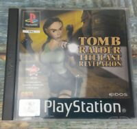 Tomb Raider the Last Revelation (PS1) PLAYSTATION ONE