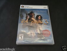 PC Spiel Port Royale 3 Pirates and Merchants NEU versiegelt