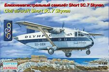 Eastern Express 1/144 Aircraft Short Sc-7 Skyvan Ee144117