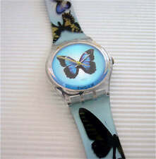 SKY FLY! Gorgeous BUTTERFLY LOVER'S Swatch! NIB-RARE!