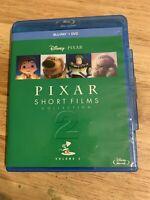 Pixar Short Films Collection, Vol. 2 (Blu-ray/DVD,2012,2-Disc)Authentic Disney