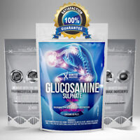 Glucosamine Sulphate 2KCL 500mg, Joint & Bone Support Tablets, 2 month supply!