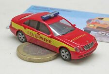 "Herpa  045971  Mercedes-Benz E-Klasse ""Feuerwehr"""