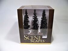 32003 Bachmann Scenescapes Conifer Trees 5-6 (6)