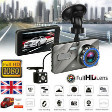 Vehicle HD 1080p Car Dashboard DVR Camera Video Recorder 4 Dash Cam G-sensor UK