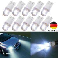 10X T10 CANBUS W 5W LED Auto Xenon Standlicht Weiß Lampe Innenraum 12V Licht DE