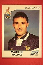 Panini EURO 92 N 158 SCOTLAND DURIE NEW WITH BLACK BACK TOP MINT!!