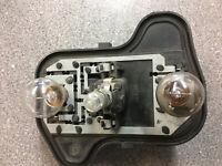 VW GOLF MK 5 2004-2009 LEFT REAR OUTER LIGHT LAMP BULB HOLDER 1K6945257