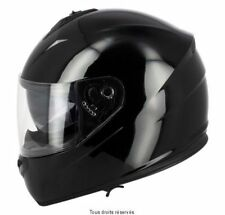 Casque Moto / Scooter Intégral S-Line 440 double visière noir taille XS