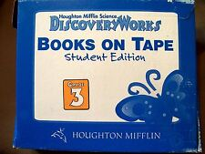 Houghton Mifflin Science DiscoveryWorks Books on Tape Student Edition Grade 3