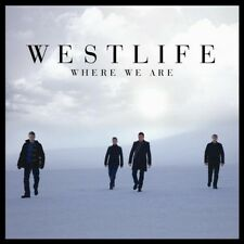 Westlife - Where We Are [New CD]