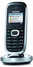 Siemens Gigaset parte mobile con guscio di carica sl3 sl37 sl370 sl37h 375 NUOVO