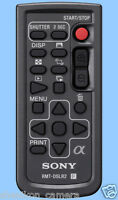 New Sony Alpha Wireless Remote Commander RMT-DSLR2 NEX-7 5N 5 A99 A77 A65 A57