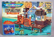 VINTAGE 1996 MICRO MACHINES EXPLORATION TIGER SHARK LANDING GALOOB NEW SEALED !