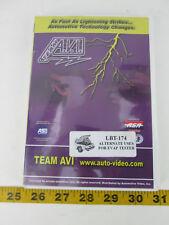 Team AVI Auto Video Training Course Alternate Uses For EVAP Test LBT-174 SKUE2L