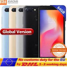 """Xiaomi Redmi 6 5.45"""" 4G Téléphone Helio P22 8Core 64GB 12MP 3000mAh Global SALE"""