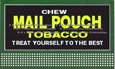 Billboard for Lionel Holder Mail Pouch Tobacco Chew Mail Pouch