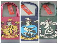 Harry Potter Tasche Jutebeutel Einkaufstasche Stoffbeutel Bag div. Häuser Wappen
