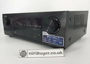 Denon AVR-X540BTAV Receiver4K Ultra HD HDMI Bluetooth