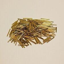 100 konische Stifte, Vorsteckstifte Sortiment (fein bis extra stark ), Messing