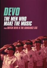 NEW Devo - Men Who Make The Music/Butch Devo & The Sundance Gig (DVD)