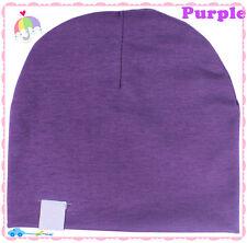 Hot Cotton Beanie Hat For New Born Baby Boy Girl Kids Children Toddler Soft Cap