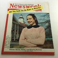 VTG Newsweek Magazine March 15 1954 - Joseph McCarthy Topic / Newsstand
