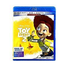 Toy Story 2 (Blu-ray / Dvd, 2019) + Digital