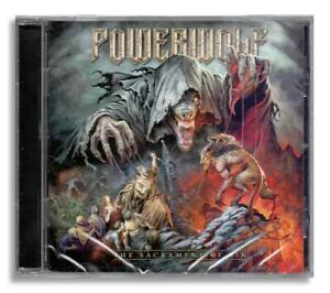 Powerwolf - The Sacrament Of Sin [CD - New IN Foil]