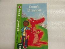 LADYBIRD BOOK READ IT YOURSELF  LEVEL 2 DOM'S DRAGON