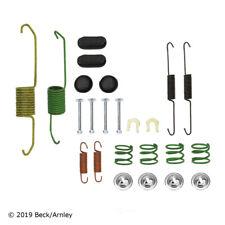 Drum Brake Hardware Kit Rear Beck/Arnley 084-1634