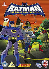 Batman - The Brave And The Bold Vol. 5 [DVD] [2011], in Good Condition, Corey Bu