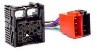 Auto-Radio Adapter Kabel BMW auf ISO 1er 3er 5er Z3 E30 E34 E36 E39 E46 X5